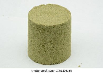 Dry Sift Hash from a 150 micron screen