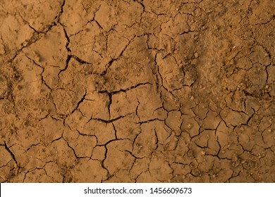dry soil texture background, mud wall