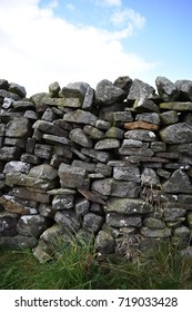 Dry stone wall, Yorkshire Dales, England