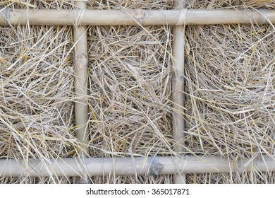 Dry straw and hay beautiful background