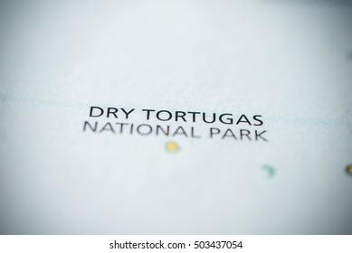 Dry Tortugas National Park, Florida, USA.