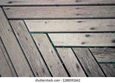 dry wooden panel bord with beautiful line up graphic style, image for textured background copy space