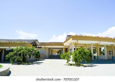 Dry Zone Botanical Garden Hambanthota Sri Lanka