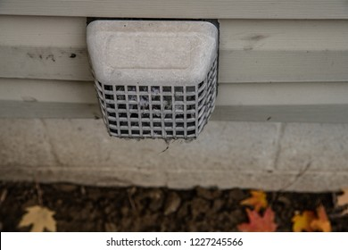 dryer vent on your home must be cleaned because it is a fire haz