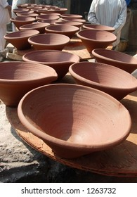 drying small pots