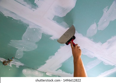 Drywall, plaster walls and ceilings