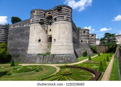 Château du Roi René, castle in Angers, France