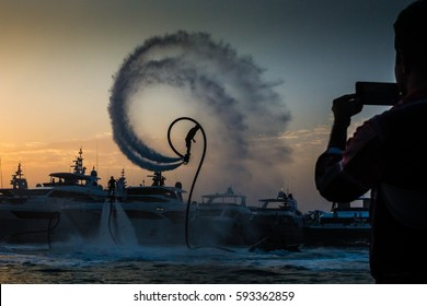 Imágenes, fotos de stock y vectores sobre Jetpack Sea