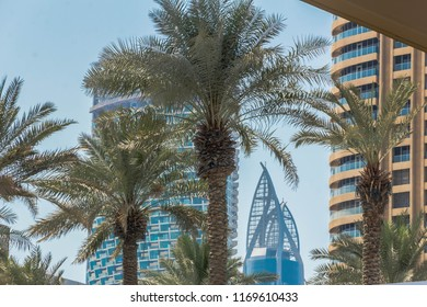 Dubai, a desert metropolis in the UAE.