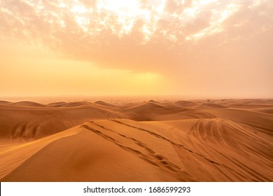 Dubai Desert, United Arab Emirates, UAE