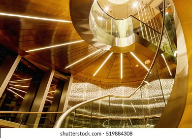 Inside Burj Khalifa Images, Stock Photos & Vectors