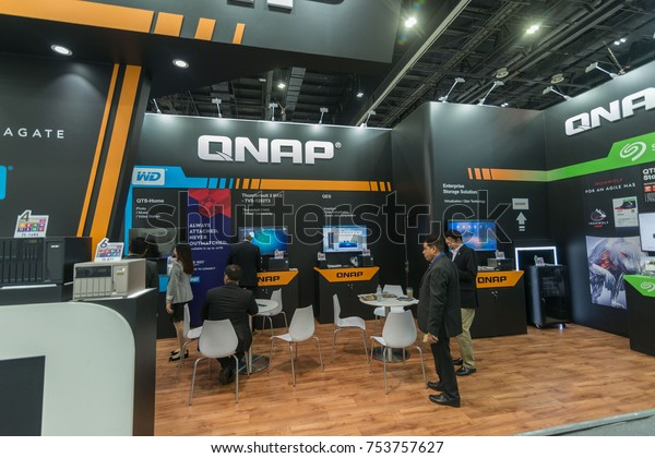 Dubai October 8 37th Gitex Technology Stock Photo (Edit Now) 753757627