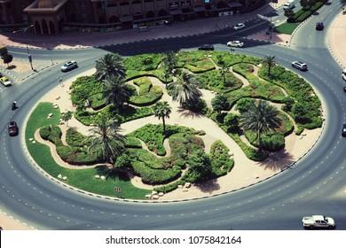 Dubai silicon oasis circle