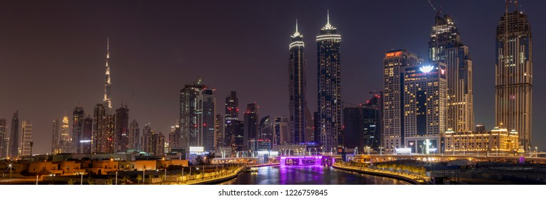 Dubai skyline from Safa