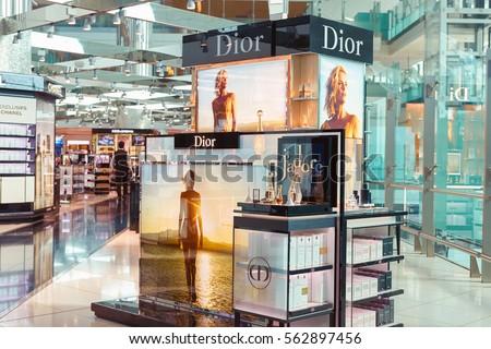 bba7416296aa DUBAI UAE CIRCA NOVEMBER 2016 Duty Stock Photo (Edit Now) 562897456 ...