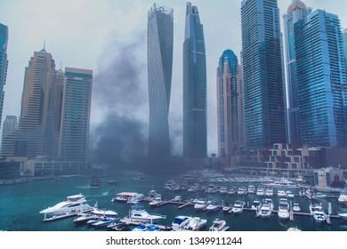 Dubai Accidents Images, Stock Photos & Vectors | Shutterstock