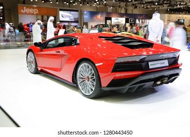 Lamborghini Aventador Red Images Stock Photos Vectors Shutterstock