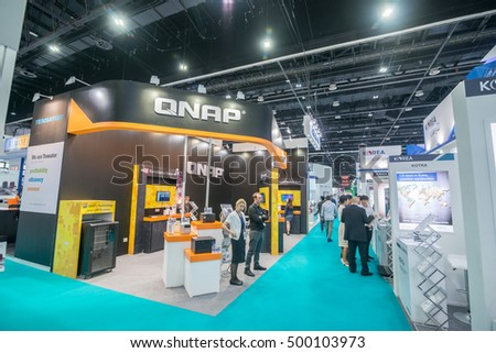 Dubai UAE OCTOBER 1620 2016 36th Stock Photo (Edit Now) 500103973