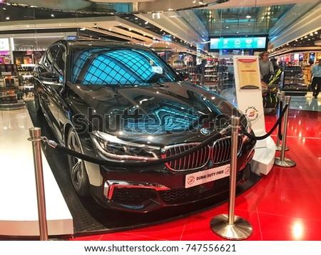 Dubai Uae October 21 2017 Picture Stock Photo Edit Now 747556621
