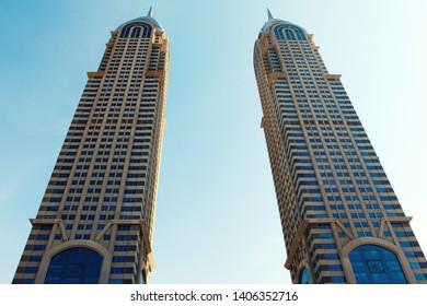 Dubai Twin Towers Images, Stock Photos & Vectors | Shutterstock