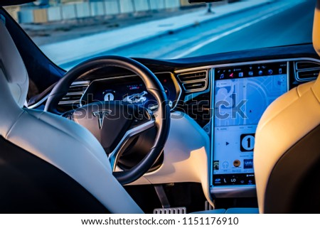 Dubai United Arab Emirates 08032018 Interior Stock Photo Edit Now