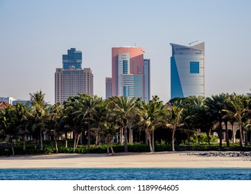 DUBAI, UNITED ARAB EMIRATES - JANUARY 07, 2018: Dubai Internet City.