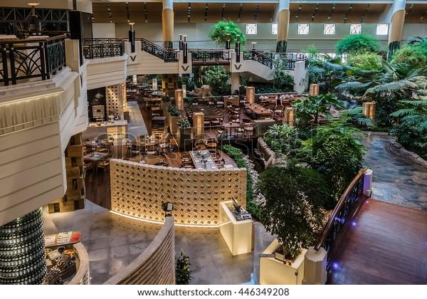 Dubai United Arab Emirates June 24 Stock Photo (Edit Now