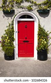 Dublin front door