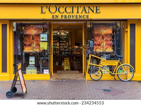 l occitane ireland