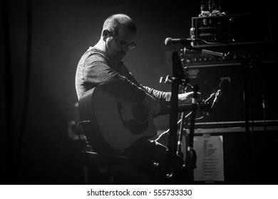 Dublin,Ireland,27th December 2016,Aslan perform at Vicar Street,Dublin on 27th December in Dublin,Ireland
