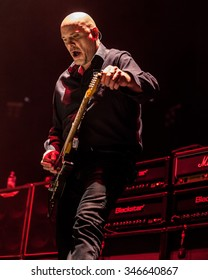 Dublin,Ireland,Nov 29th,The Stranglers perform live at the 3 Arena,Dublin on Nov 29th 2015 in Dublin,Ireland