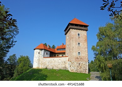 Dubovac Castle, is a Castle in Karlovac, Croatia