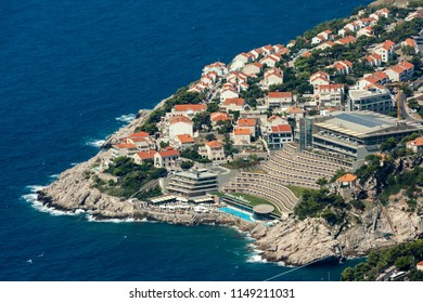 Dubrovnik city in Croatia
