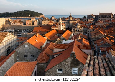 Dubrovnik, Croatia, known as the Pearl of the Adriatic, one of the most prominent tourist destinations in the Mediterranean, a UNESCO World Heritage site.