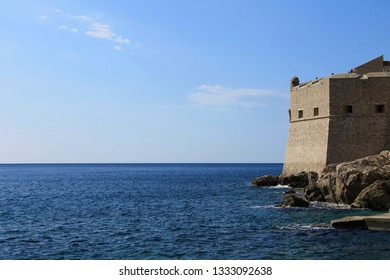 Dubrovnik old town , Croatia