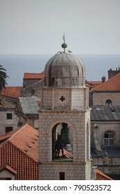 Dubrovnik - view from the City Walls