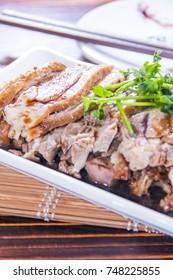 duck cuisine