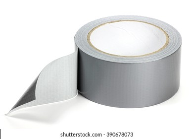 duct tape isolated on white background