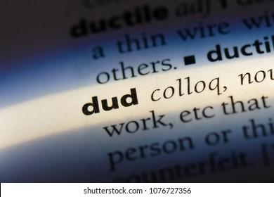 dud dud concept.