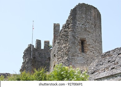 Dudley Castle, England. Once residence to the Duke of Northumberland.