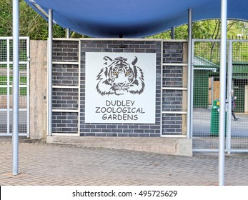 DUDLEY, OCTOBER 02: Dudley Zoological Gardens, England, UK 2016.
