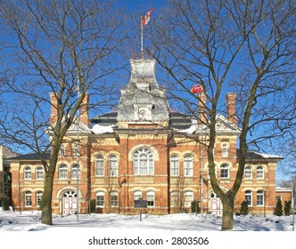 Dufferin County Court House