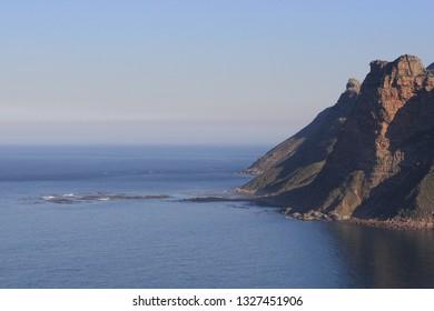 Duiker Island off Hout Bay, South Africa, Atlantic Ocean