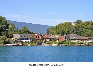 Duingt Village, Lake Annecy