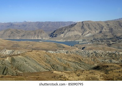 Dukan Dam in Iraq