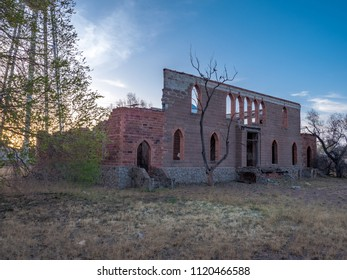 Duke's Castle in Van Horn, TX