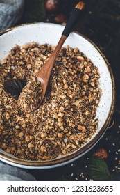 Dukkah Spices, Vegetarian and Healthy Spices