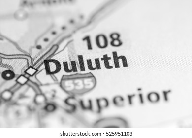 Duluth. Wisconsin. USA
