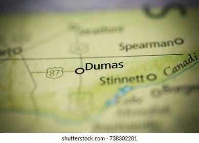 Dumas, Texas.