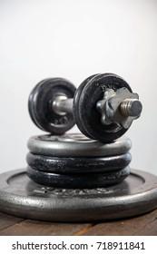 dumb-bell sport